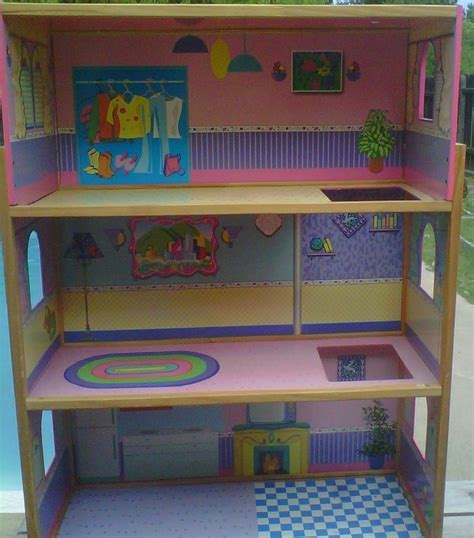make monster high doll house monster high dollhouse project my small obsession