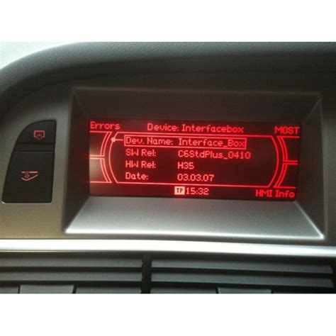 Audi Mmi Basic Plus by 2015 Audi Mmi Basic Plus Europe Sat Nav Cd Disc