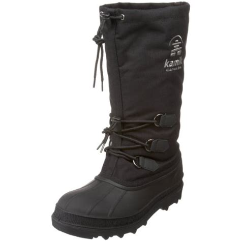 cold weather boots for kamik s canuck cold weather boot authenticboots