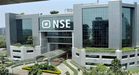 National Stock Exchange Mba Courses by National Stock Exchange Of India Nse Enters Into A