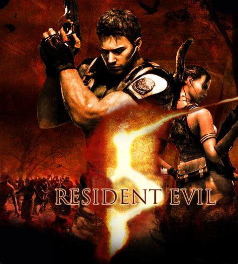 resident evil 5 resident evil nick prosch