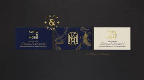 american psycho business card font logo design branding stationary for karg more