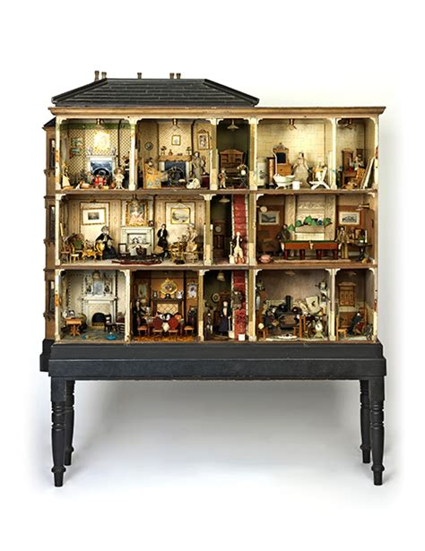 v a dolls house exhibition charming dolls houses from v a museum of childhood are