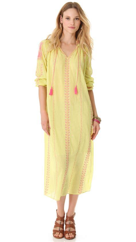 Maxi Slavina Dress Batik antik batik august maxi dress in yellow lyst