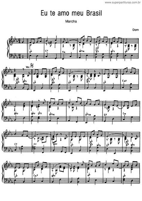 Super Partituras - Obrigado ao Homem do Campo (Dom e Ravel