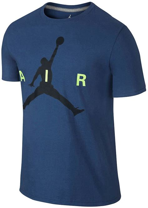 Tshirt T Shirt Air Blue air 6 low seahawks t shirt sneakerfits