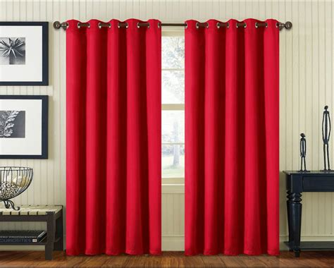 Lined Bedroom Curtains Ready Made Pair Faux Silk Curtain Ring Top Eyelet Fully Lined Soft Bedroom Ready Made Ebay