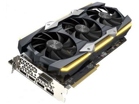 Gtx 1080 Ti Giveaway - zotac reveals geforce gtx 1080 ti amp extreme edition