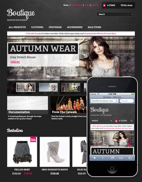 best free themes on shopify 30 best free responsive shopify ecommerce themes