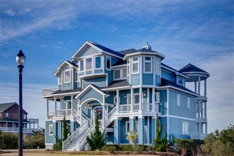 vacation homes in outer banks nc sunset serenade 63 salvo nc 8 bedroom 8 bath