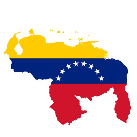 imagenes de venezuela mapa de venezuela con la bandera de venezuela en p by