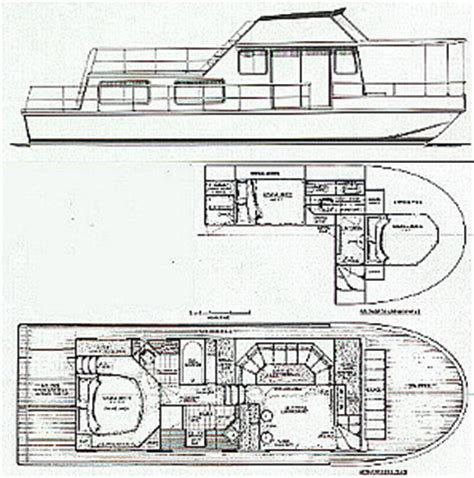 House Plans And Home Designs Free 187 Blog Archive Houseboat Blueprints