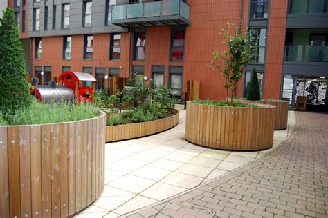 Tree Planters Uk by Swithland Tree Planter Design Products