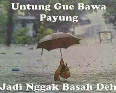 kumpulan dp bbm lucu tentang hujan terbaru di jamin bikin kamu ngakak wartasolo berita