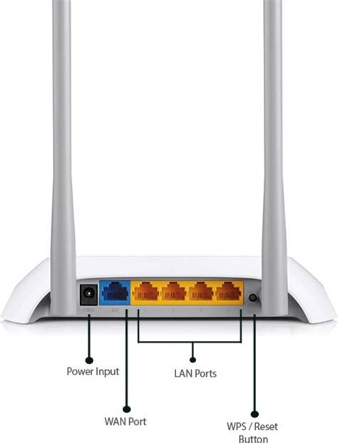 Tp Link Tl Wr840n V2 300mbps Wireless N Router Antena top 10 wifi routers 1000rs tp link tl wr840n v2 300 mbps wireless n router with 2 external