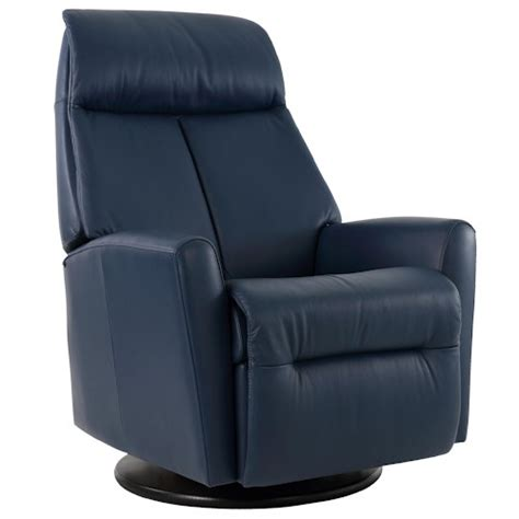 Small Power Recliner by Fjords By Hjellegjerde Sydney Small Power