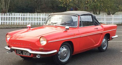 renault caravelle interior ebay 1964 renault caravelle convertible