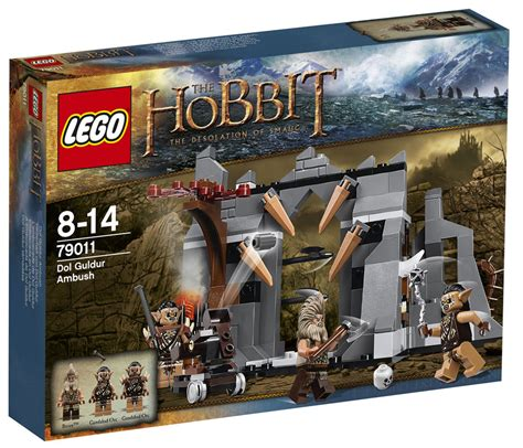 Toys Lego The Hobbit The Battle Of The Five Armies 79020 see new high res artwork for the desolation of smaug lego sets hobbit news and rumors