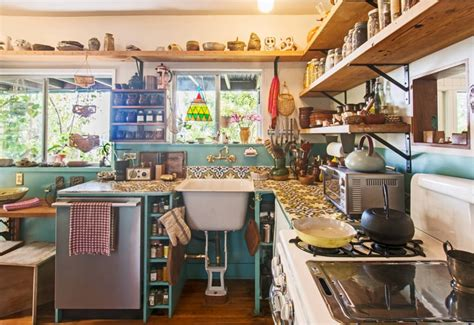 eclectic kitchen home design