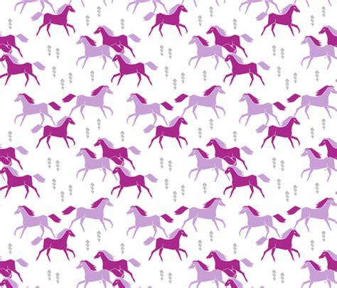 girly horse wallpaper wild horses purple lavender grey girly pastel sweet