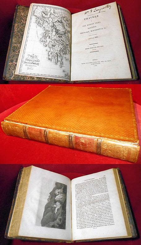 travels in the ionian isles albania thessaly macedonia c vol 2 of 2 during the years 1812 and 1813 classic reprint books arch 228 ologie stichwort gefunden bei antikbuch24