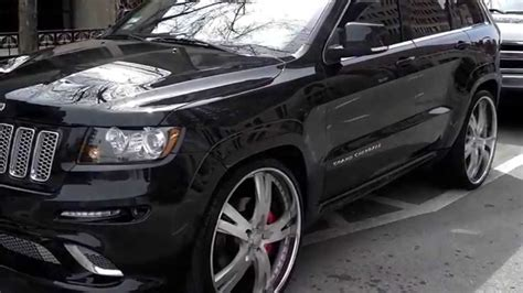 Jeep Srt Custom Srt8 Jeep Custom With 26s