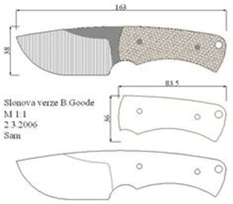 sharpening made easy pdf printable knife templates knife template
