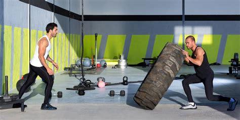 crossfit equipment list garage