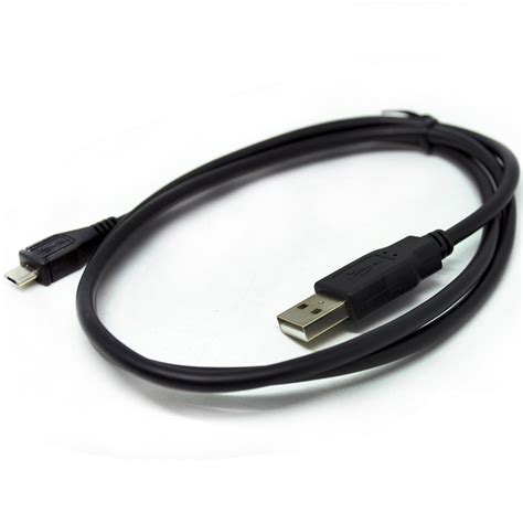 Usb 2 0 To Micro Usb Cable replacement usb 2 0 to micro usb cable black