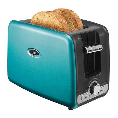 Turquoise Toaster 2 Slice turquoise oster 2 slice toaster with retractable cord everything turquoise