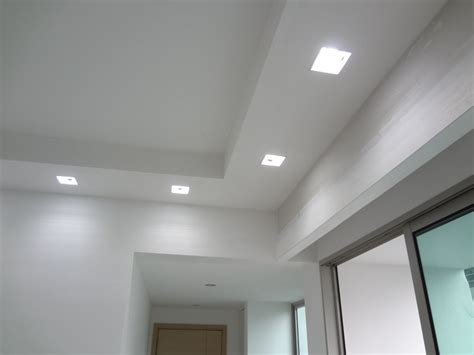 l in a box l box false ceilings l box partitions lighting holders