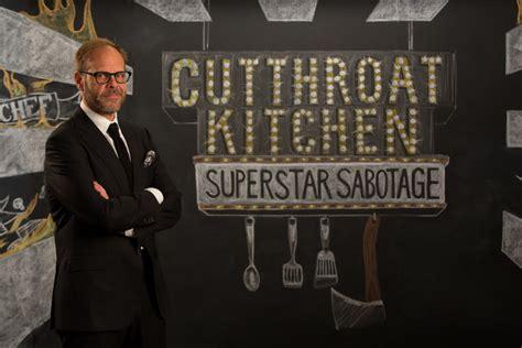 Cutthroat Kitchen Vive Le Sabotage by Cutthroat Kitchen Superstar Sabotage Tournament Yee