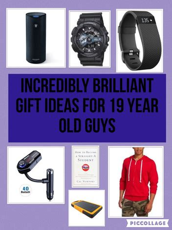 brilliant gifts for 19 year old guys best gifts for teen
