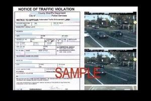 are florida red light traffic cameras & tickets on their