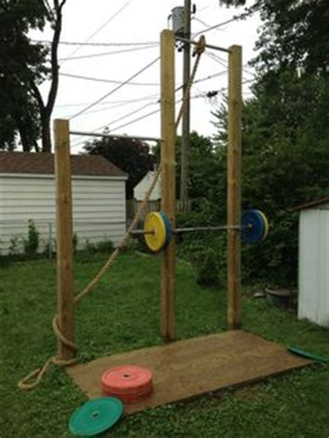 pull up bar in backyard 1000 images about homemade gym ideas on pinterest