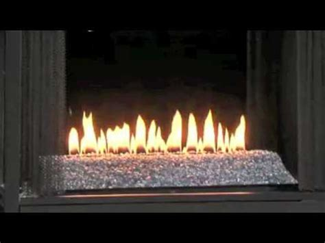 glass fireplace conversion ventless gas fireplace with with glass and see through vent free gas fires