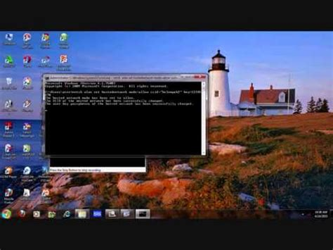 membuat virus jaringan lan tutorial membuat jaringan komputer nirkabel dengan cmd