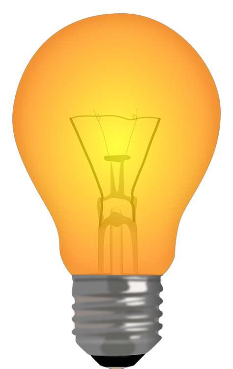licht birne kostenlose vektorgrafik licht birne filament le