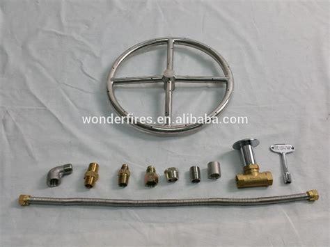 gas firepit kit gas firepit ring burner kit burner system view ring