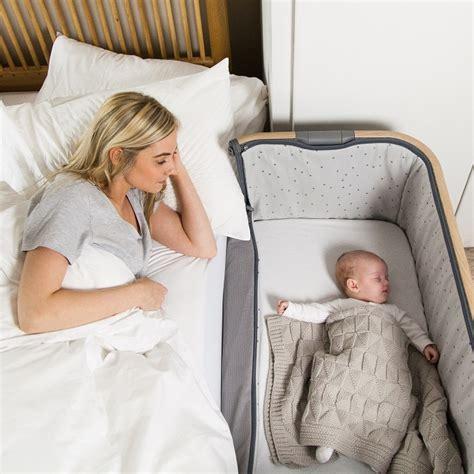 tutti bambini cozee bedside crib nursery baby