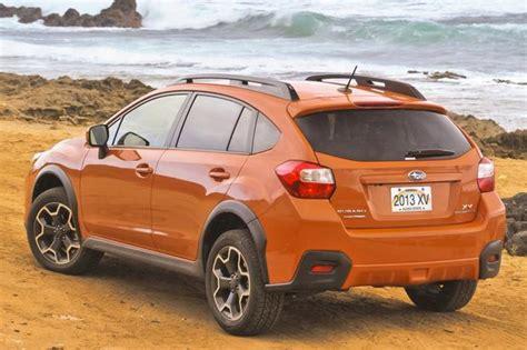 2014 Subaru Crosstrek Review by 2014 Subaru Xv Crosstrek New Car Review Autotrader