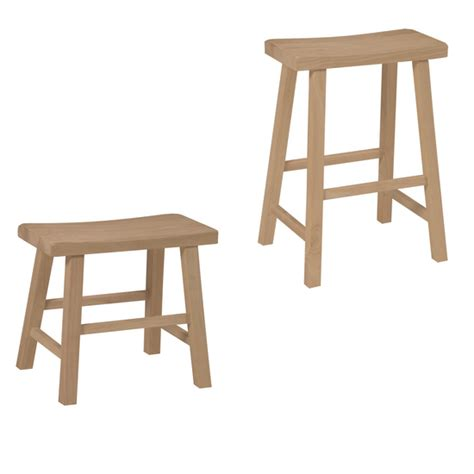 backless bar stools saddle seat international concepts saddle seat backless stool free
