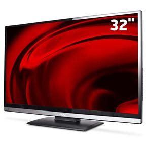 Tv Led Gmc 32 tv 32 quot led aoc le32d0330 conversor digital e entradas