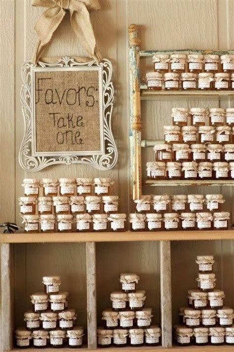 fall wedding favors 24 original and affordable ideas you diy