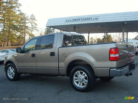 2004 arizona beige metallic ford f150 lariat supercrew 26068081 photo 7 gtcarlot car