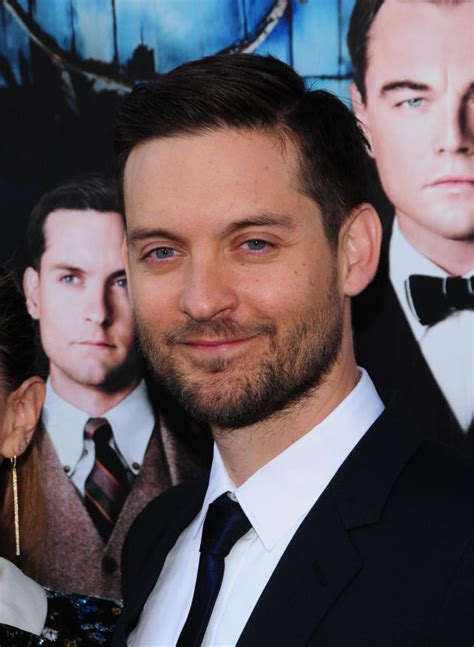 tobey maguire hair gatsby the great gatsby premiere pics best worst dressed the