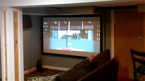 room and home home theater room media room bar youtube