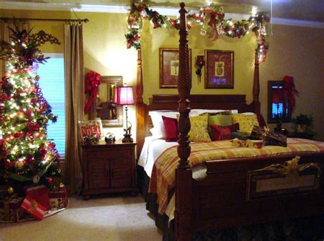 christmas bedrooms master bedroom ideas pictures adventures in decorating