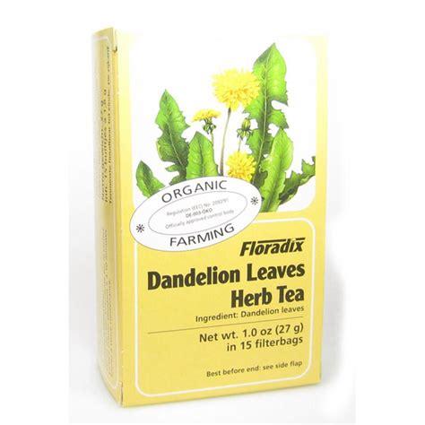 Detox Dandilion Tea by Detox Tea 1 Dandelion Tea Bag 2 T Lemon Juice 1 T Diet