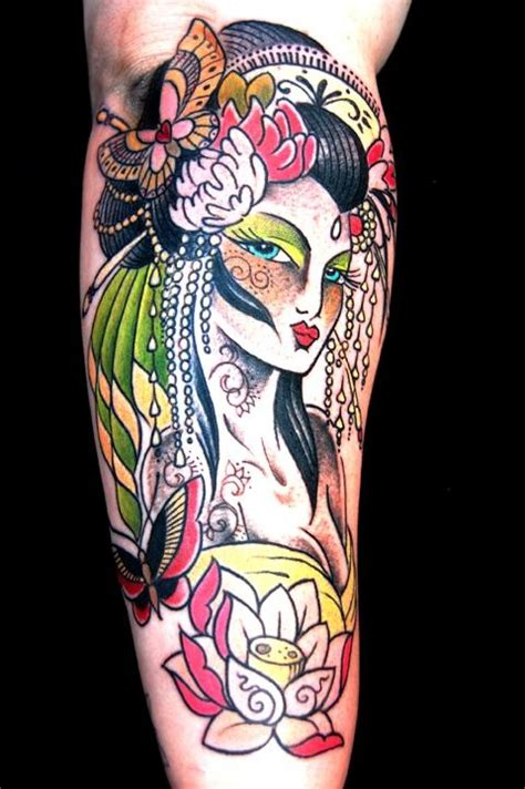 the painted lady tattoo pin by hl on design 2
